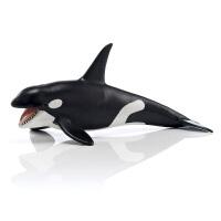[当当自营]Schleich 思乐 野生动物系列 杀人鲸 S14697