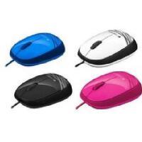 Logitech/罗技M105 有线USB光电鼠标 台式机笔记本鼠标 多色可选 全国联保 全新盒装正品