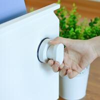 韩国deHub强力吸盘把手卫生间浴室移门拉手玻璃门拉手 抽屉拉手