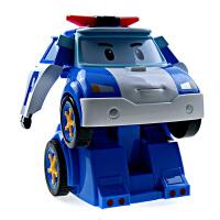 [当当自营]Silverlit 银辉 POLI系列 珀利自动变形机器人警车 SVPOLI83086STD