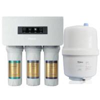 haier海尔净水器HRO5011A-5A进口RO膜反渗透双出水家用直饮纯水机