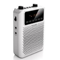 飞利浦SBM150 插卡音响 导游扩音器 广场舞音箱 录音机 带颈挂式麦克风