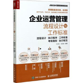 企业运营管理流程设计与工作标准
