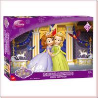 古部迪士尼拼图 索菲亚小公主拼图益智玩具300片 儿童益智玩具
