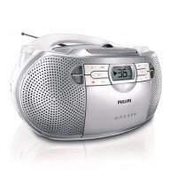 Philips/飞利浦AZ1066/93 CD机 收录机 胎教机 磁带机英语学习复读机 FM收音机 中小学生学习好帮手