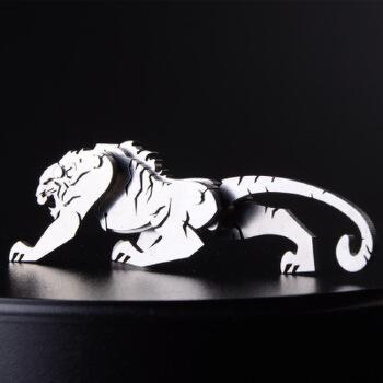 【cbd动物/昆虫】钢魔兽 不锈钢全金属摆件 工艺品 可