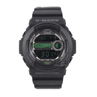 卡西欧(Casio)G-SHOCK系列多功能休闲男士手表GLX-150CI-1D
