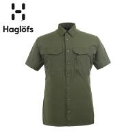 HAGLOFS火柴棍男款弹性透气衬衫602905