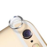 ROCK/洛克 苹果iphone6S镜头保护圈4.7金属圈6plus 摄像头保护贴膜