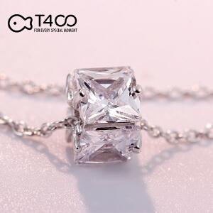 T400星光S925银银脚链饰品水晶脚链3355