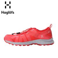 Haglofs火柴棍女款轻便透气减震防滑徒步鞋495690
