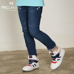 派克兰帝Paclantic 女童梭织牛仔裤