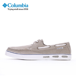 【领卷满400减100】Columbia哥伦比亚 户外男款轻便透气帆布休闲鞋BM2618
