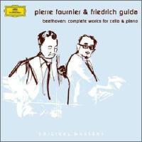 [现货]进口原版 CD 贝多芬大提琴与钢琴作品全集