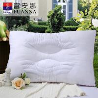 富安娜家纺 决明子枕芯草本枕头成人枕头芯一个艾草清香安睡枕