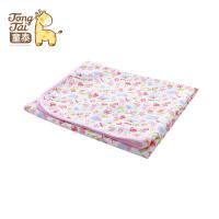童泰新款婴儿尿垫透气防水新生儿用品男女宝宝隔尿床垫防漏