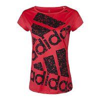 adidas阿迪达斯2016年新款女子训练系列短袖T恤AZ8550
