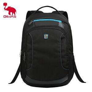 oiwas/爱华仕 商务休闲双肩包 男女通用学生背包电脑笔记本背包包