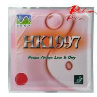 PALIO拍里奥 HK1997长效两面弧圈型 乒乓球胶皮 反胶套胶