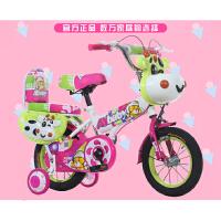 安怡宝贝新款儿童自行车3-5-6-8岁宝宝童车121416寸男女小孩单车