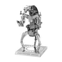爱拼 全金属DIY拼装模型 3D立体纳米拼图 星球大战 毁灭者 机器人