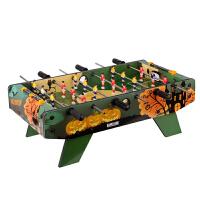 游戏大陆桌上足球桌恐龙万圣节款 桌上足球机游戏台儿童玩具