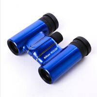 全国联保 尼康阅野ACULONT01 8x21便携双筒望远镜高倍高清微光夜视非红外  8X21蓝色