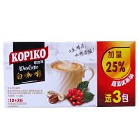 [当当自营] 印尼进口 可比可白咖啡12包360g