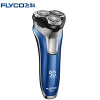 飞科(FLYCO)剃须刀 FS375 全身水洗三刀头 3D浮动智能剃须刀 LED显示