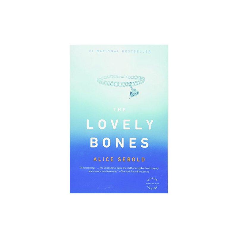 英文原版the lovely bones,可爱的骨头
