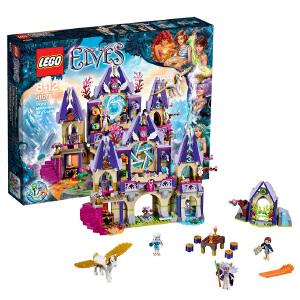 [当当自营]LEGO 乐高 Elves 精灵系列 天空守护神 斯凯拉的神秘天空城堡 积木拼插儿童益智玩具 41078
