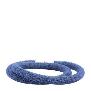 Swarovski/施华洛世奇 女士蓝色双圈渔网手链 5092090 支持礼品卡支付