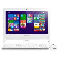 联想(Lenovo)C4030 21.5英寸一体电脑(I3-5005U 4G内存 500G硬盘 集成显卡 WIFI win10) 黑色