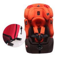感恩儿童安全座椅 汽车宝宝安全座椅 isofix接口 9月-12岁 3c认证GE-S