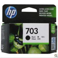 惠普703墨盒黑色 原装hp 703号 D730 F735 K109A K209A打印机墨盒 适用于 HP Deskjet D730/F735/K109A/K209A/K510A