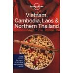 孤独星球越南.柬埔寨.老挝和泰国北部旅游指南 英文原版 Lonely Planet Vietnam, Cambodia, Laos & Northern Thailand 第4版新版