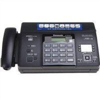 松下传真机FT-862CN 普通热敏纸传真机 传真机家用 电话传真 办公