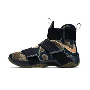 耐克 LeBron Soldier 10黑彩虹战士LBJ10 詹姆斯10男子篮球鞋852400-022  844375-008-416