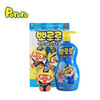 韩国正品 宝露露 小企鹅宝露露 儿童专用洗发水 400ml 赠宝露露喷水玩具