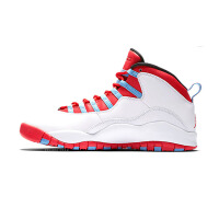 Air Jordan 10 Chicago AJ10乔10芝加哥女鞋310806-114  832645-207 珍珠白