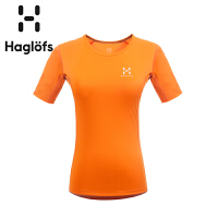 Haglofs火柴棍女款简洁速干T恤603353(亚洲新版)