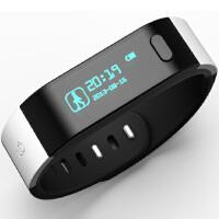 体记忆3代薄环 T9运动智能手环运动睡眠饮食健康防丢卡路里监测腕带