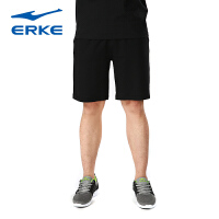 鸿星尔克短裤男2016夏季透气休闲五分裤针织吸汗男士运动短裤
