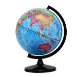 博目地球仪:20cm中文政区教辅地球仪