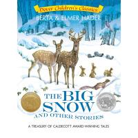 (当当自营)The Big Snow and Other Stories: A Treasury of Caldecott Award-Winning Tales价格比较