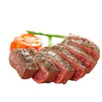 恒都 牛排10片家庭套餐1500g 团购菲力西冷嫩肩牛肉西餐黑椒牛扒