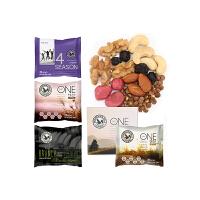 韩国进口山野 M&F 每日混合搭配坚果 迷你体验装 6袋礼盒装
