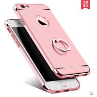 iphone6/6s 金属手机壳苹果 6plus/6splus 电镀镀金镜面保护套iphone7 苹果iphone 7 plus 手机壳铝合金简约5.5男