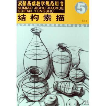 结构素描/素描基础教学规范用书
