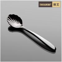 维艾正品厨房餐饮用具品公爵欧式创意餐具西餐套装刀叉勺 糖匙